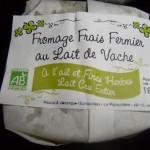 Fromage frais ail